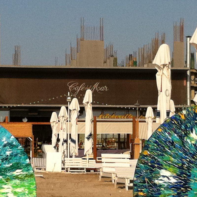 Exhibition in Constanta – Mamaia Beach – Schwarzes Meer
