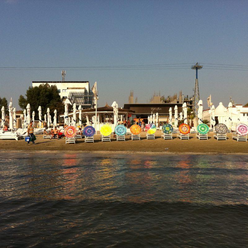 Exhibition at Constanta – Mamaia Beach – Black Sea